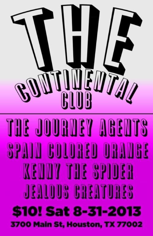 08312013 - continental club