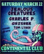 continental club flyer