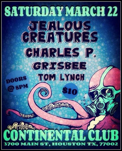 continental club flyer