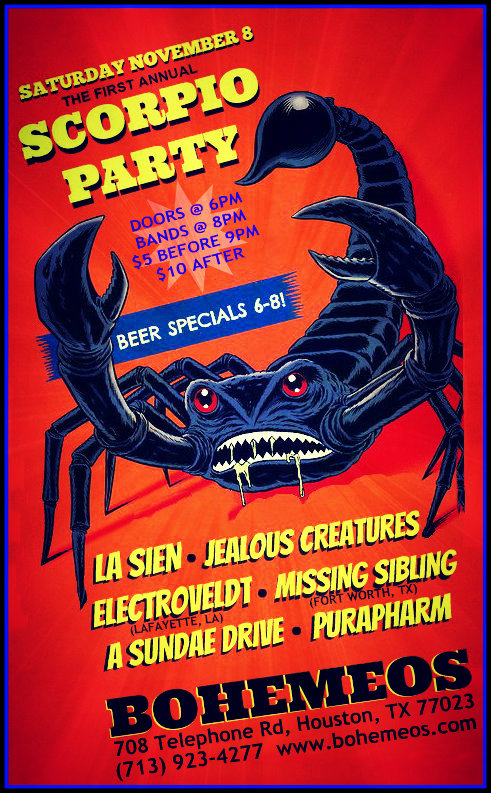 ScorpioParty